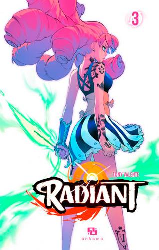 Radiant Vol.3 Valente Tony Ankama
